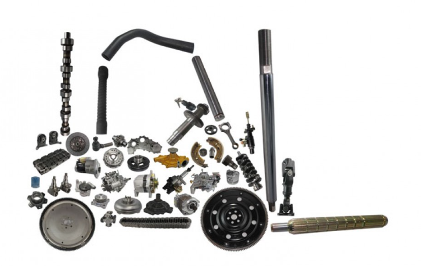 Essential Forklift Spare Parts